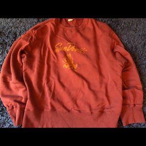 Sweaters - Arizona State University Crew Neck Sweatshirt